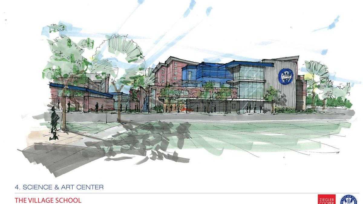 The village school outlines expansion plans for stem building new residential hall houston business journal