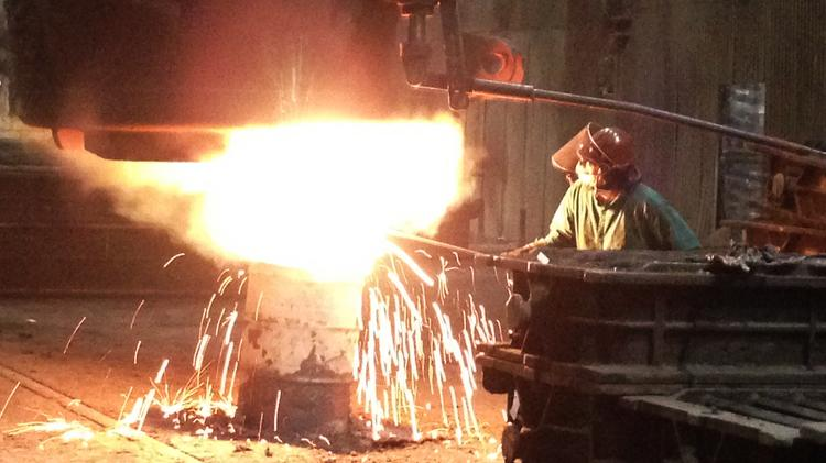 Columbus Castings, which bills itself as the country's biggest steel foundry, is expanding on the south side.