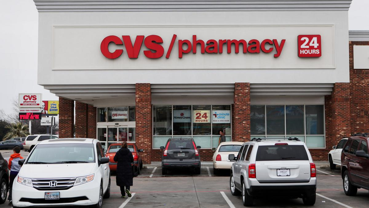 CVS kicks tobacco early, changes name to CVS Health - The ...