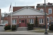 The Ilion police department, which gives out free gun locks.