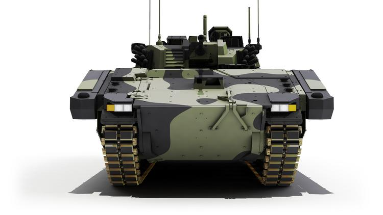 General Dynamics Corp. landed a nearly $6 billion deal to supply a fleet of tanks to the British Army, following a restructuring of the company's U.K. business that trimmed overhead.