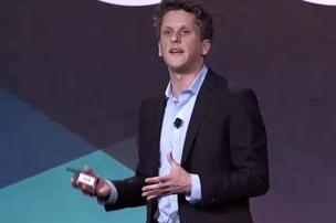 Aaron Levie Box Boxworks3