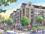 Gables Oglethorpe is designed by Atlanta-based architects Rule Joy Trammell + Rubio and will reflect and complement the signature Gothic architecture of Oglethorpe's historic campus, set to celebrate its 100th anniversary in 2015.