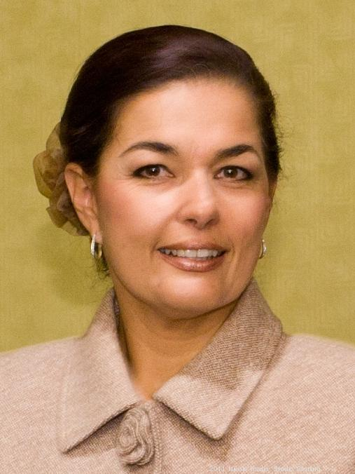 Ana Dutra has been named President and CEO of the Executives' Club of Chicago.