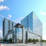 Eakin inks another tenant for pricey Gulch office building