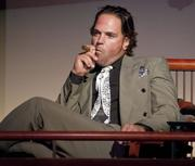Would the South Florida cigar industry consider Piazza as a pitchman?