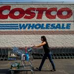 Costco's new co-branded Visa cards are mostly used outside the warehouses