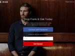 Canadian digital fashion company Frank & Oak to set up shop in NYC