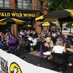 Profits up despite flagging store sales for Buffalo Wild Wings