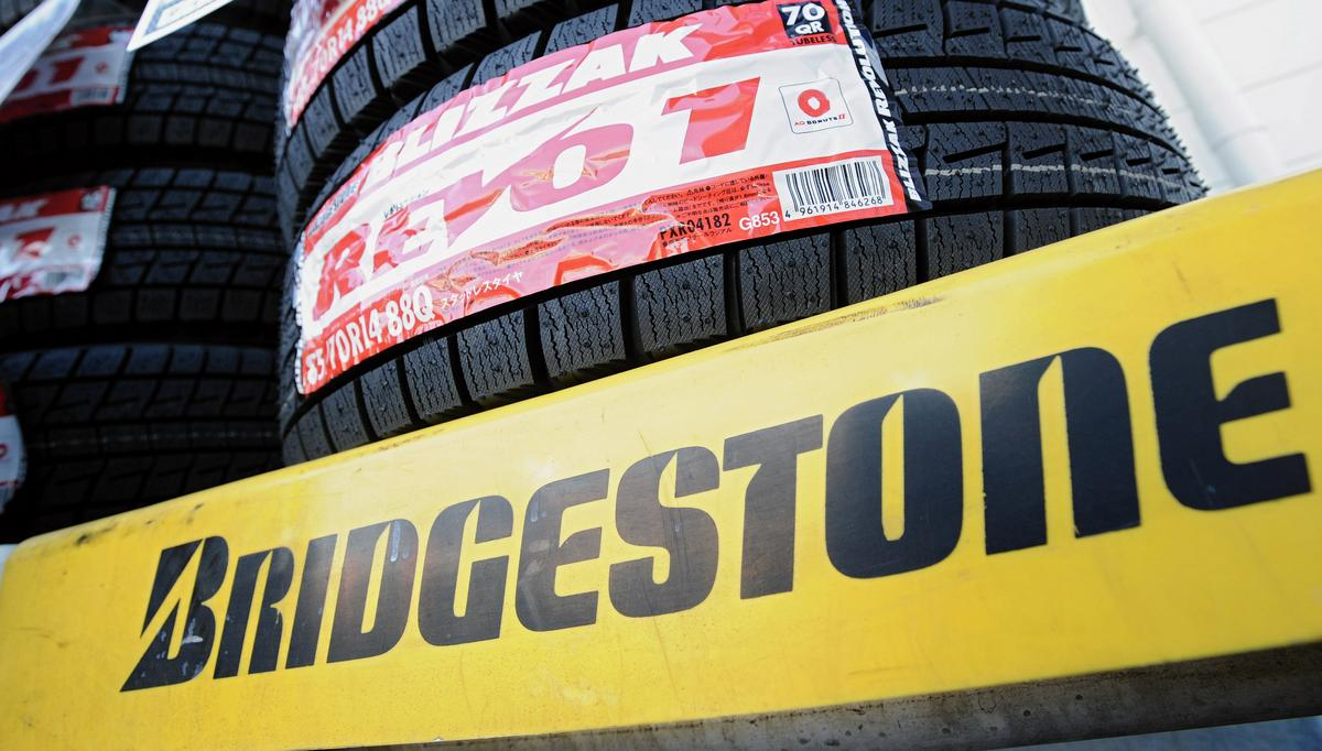tire giant bridgestone taps wilson  expansion triangle business journal