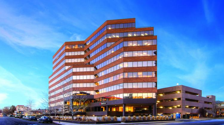 First Avenue Plaza at Cherry Creek sold for $75 million.