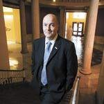 <strong>Ted</strong> <strong>Smith</strong> steps down as Louisville's chief of civic innovation; replacement named