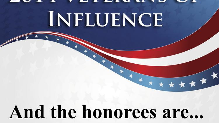 Click through the slideshow to see the 2014 Veterans of Influence honorees, listed in in alphabetical order.
