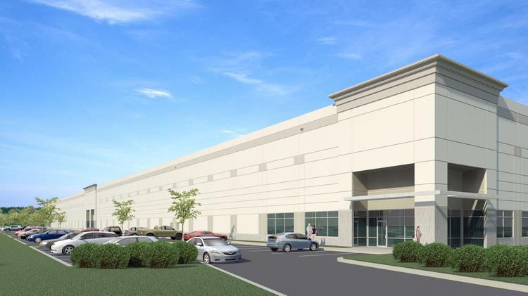 MRP Industrial is working on 220,800-square-foot speculative industrial building in Prince George's County slated for delivery soon.