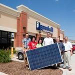 Microgrid Solar helping St. Louis stores go green