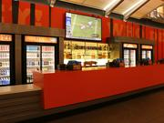 The Bengals bar will serve beer, wine and mixed drinks.