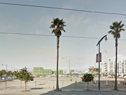 Alexandria Real Estate Equities  and Uber bought two parcels in Mission Bay from Salesforce.