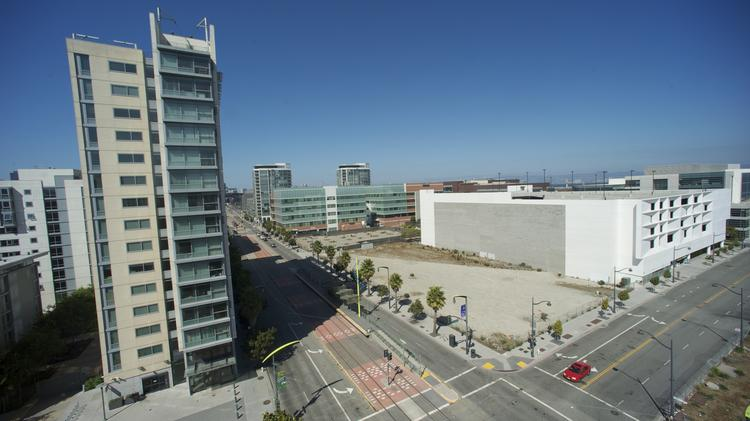 Mission Bay is developers' answer to S F  office development
