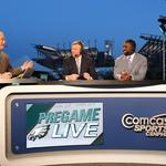 Comcast SportsNet's Eagles coverage to feature new faces, new shows