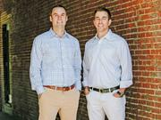 solstice partners llc founders jeff jacobson and alex kopicki are launching a real estate website called baltimore office space marketplace kinglet