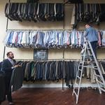 These Harbor East clothiers are outfitting men for a new life