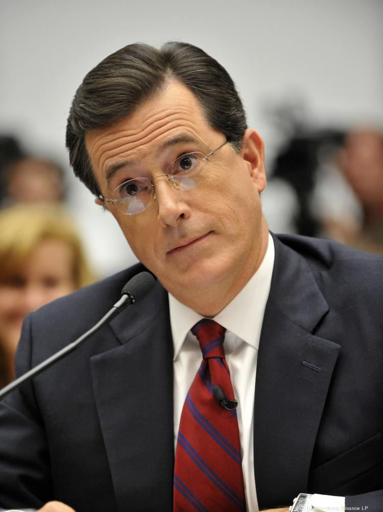 """The Colbert Report,"" was found to have taught viewers more about the election process than any other news source."
