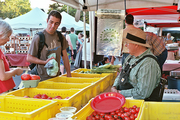 The Buckman Portland Farmers Market is open Thursday from 3 to 7 p.m. New this year is the Market Play Zone, which will offer mini music workshops, food-themed art projects, drop-in cooking classes, veggie and fruit bingo and other kids activities.