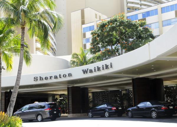 Starwood Is The Pa Of Several Well Known Hotel Chains Including Sheraton And Westin