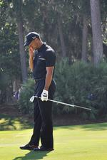 Need a chuckle: <strong>Kimmel</strong> on Woods, Nike hookup