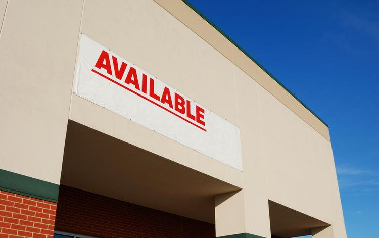 The Sacramento region's retail vacancy levels fell in the first quarter, but barely, according to a new report.
