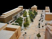 After several changes, the Eisenhower Memorial on Independence Avenue SW received final approval from the NCPC.