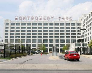 AFP Logistics & Service leased 193,000 square feet at Montgomery Park in Baltimore.