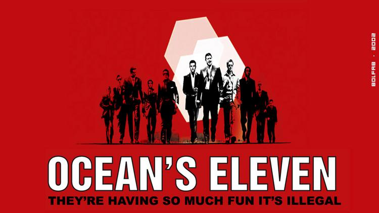 4 Lessons From Oceans Eleven On How To Recruit Amazing Executives