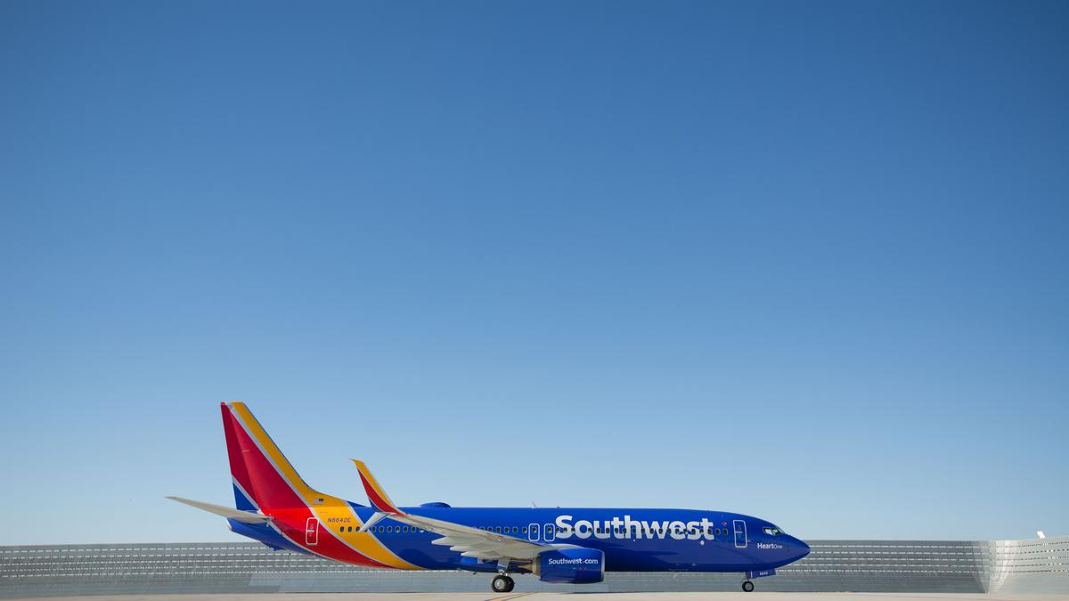 business process southwest airlines Xem video southwest airlines recently launched new branding for the airline it's snappier and more refined, yet still reflective of a.