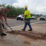 Phoenix, Valley recovering from record-setting rain, floods