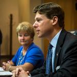 <strong>Lee</strong> <strong>Roberts</strong> resigns as N.C. budget director; other leadership changes announced