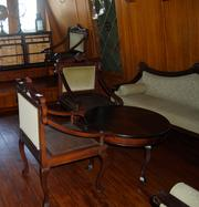 The officer's area of El Galeon.