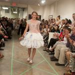 Dresses made from trash bring Raleigh fashion show back for year 2