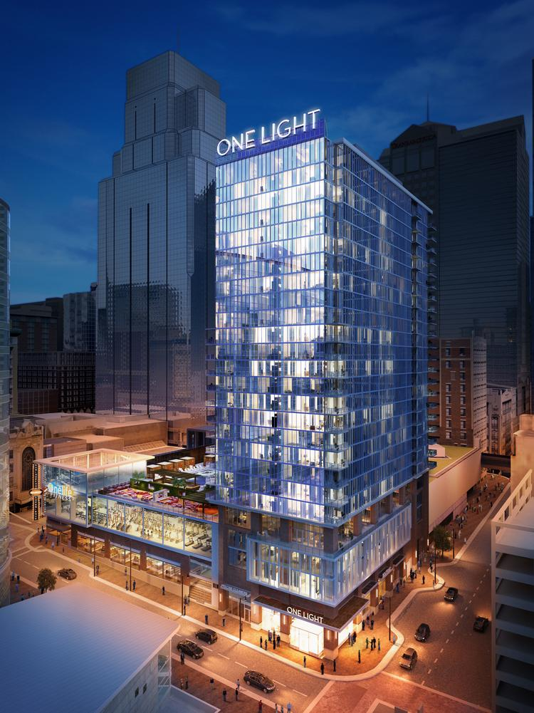 One Light Adds Penthouse Units To Meet High End Demand Kansas City Business Journal