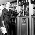 Looking to celebrate Grace Hopper's birthday? Learn an hour of code — or watch 10 minutes of Letterman