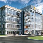 Spec office building underway in Burlington