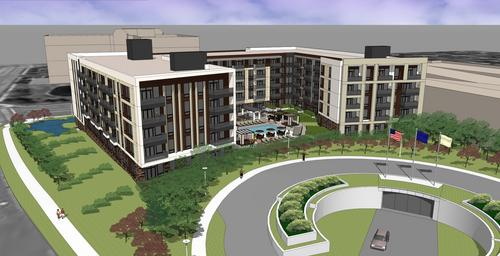Trammell Crow partners with IRET for Golden Valley ...