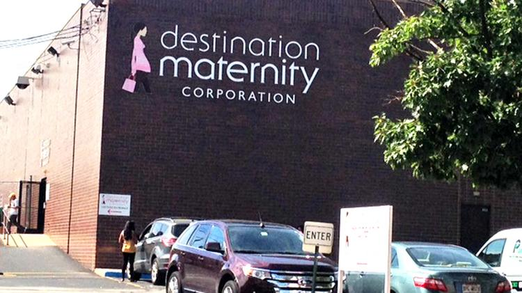 Shuttering Retailers Stores The Most : Destination maternity cfo resigns up to stores