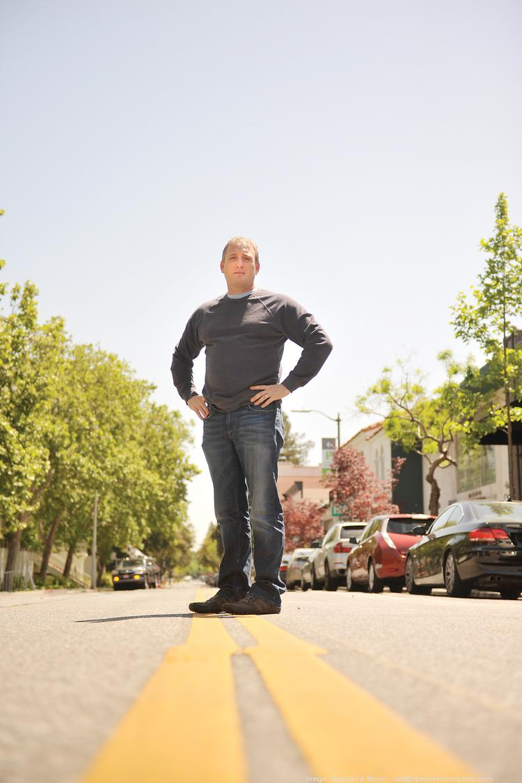 """Waze is built on this universal truth: """"Everybody hates traffic,"""" said CEO Noam Bardin."""