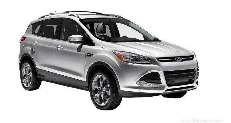 Ford sold more Escape models last month than any February in the history of the vehicle.