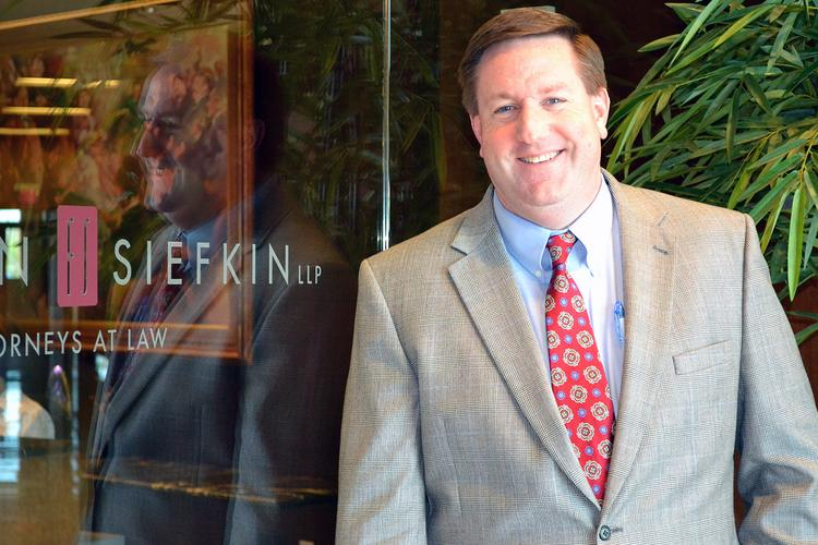Kevin Arnel was named the managing partner at Foulston Siefkin LLP after the death of Doug Stanley. The firm also grew this year, hiring several new attorneys.
