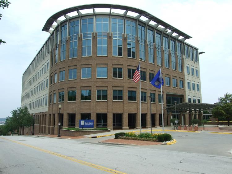 State Street's Kansas City offices are based at 801 Pennsylvania Ave.