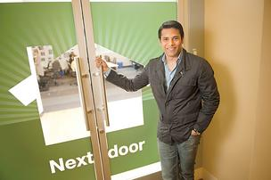 Nextdoor CEO Nirav Tolia, who founded the neighborhood social network, is facing a charge of hit and run.