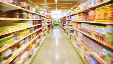 Many families shop multiple grocery stores to get different items. How many do you visit in a given month?
