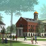 Southern Methodist University prepares to start new Simmons building
